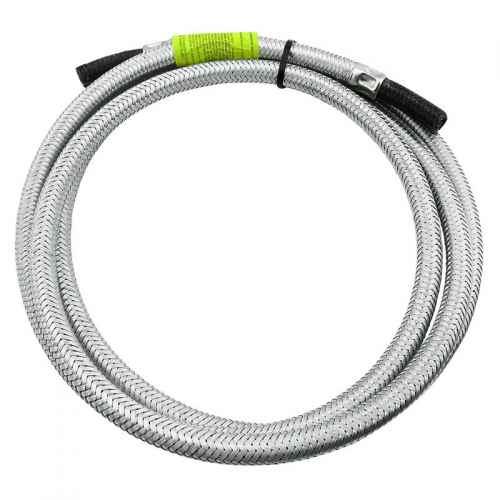 Ligação flexível p/ gás malha de aço 3/8 x 3 metros