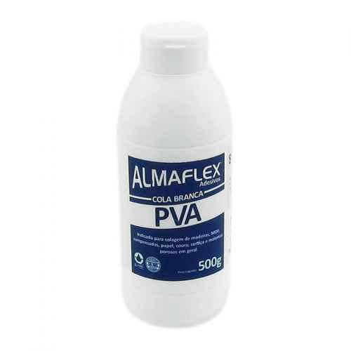 Cola branca PVA Almaflex 500 g