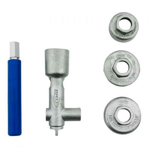 Ferramentas especiais para válvulas de descarga