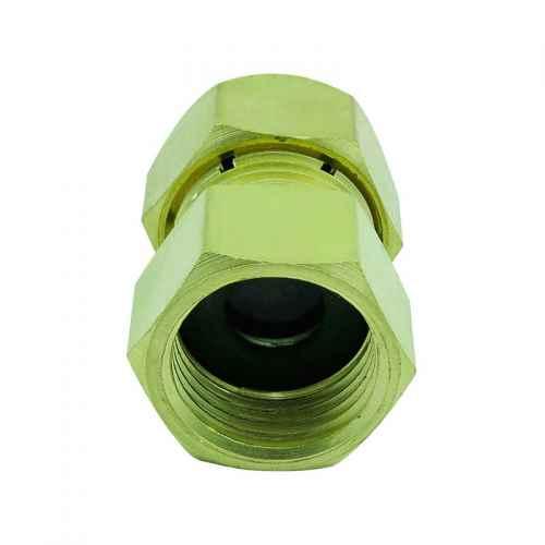 Adaptador p/ gás rosca fêmea p/ espigão Olipres.