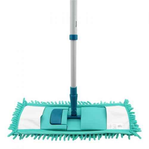 Mop rodo articulável para limpeza Flat Chenile