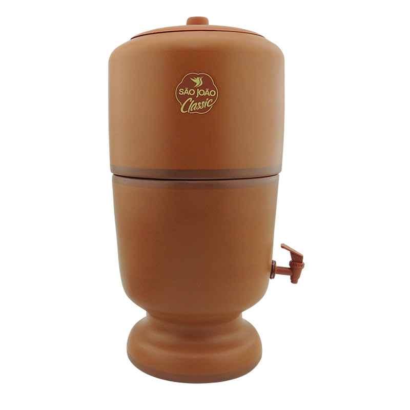 Filtro de barro São Jõao Classic Stéfani - 6 litros