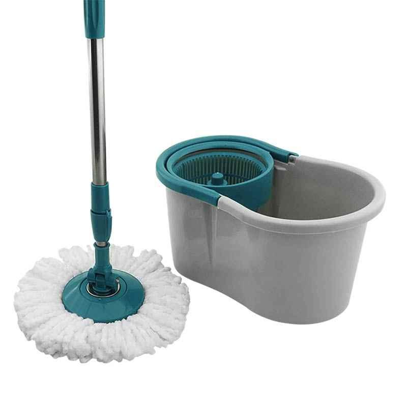 Mop giratório com balde centrífuga - Flash Limp