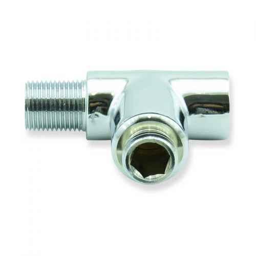 Válvula desviadora automática para chuveiro