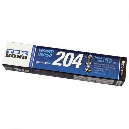 Vedante liquído 204 semissecativo TekBond - 100g